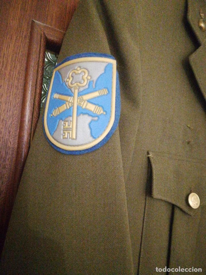 Militaria: UNIFORME COMANDANTE ARTILLERÍA. - Foto 2 - 152165170
