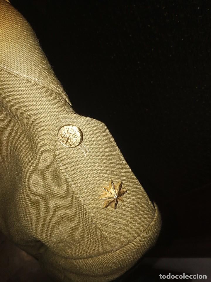 Militaria: UNIFORME COMANDANTE ARTILLERÍA. - Foto 7 - 152165170
