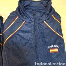 Militaria: CHANDAL ARMADA ESPAÑOLA. TALLA M. Lote 152291686