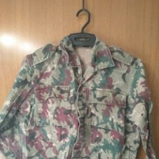 Militaria: CAMISOLA CHUPITA COES M69 CAMUFLAJE AMEBA PRIMAVERA. Lote 152301509