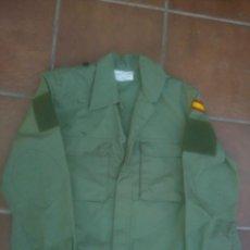 Militaria: CAMISOLA UNIFORME DE INSTRUCCIÓN DE LA BRIPAC. BRIGADA PARACAIDISTA. SARGA. 1C. . Lote 152932694