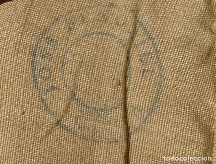 Militaria: Pantalón corto nomadeo ATN, Tropas Nómadas, Sáhara, talla XL, muy buen estado. Algodón. - Foto 5 - 152962238