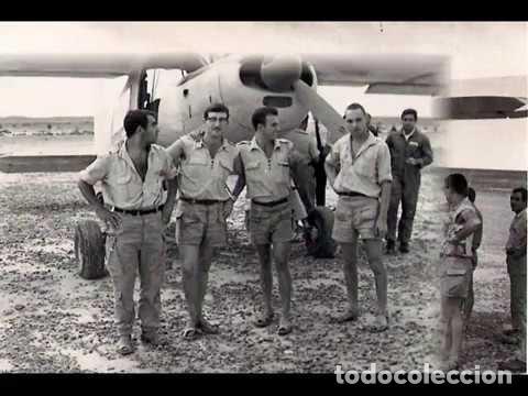 Militaria: Pantalón corto nomadeo ATN, Tropas Nómadas, Sáhara, talla XL, muy buen estado. Algodón. - Foto 6 - 152962238