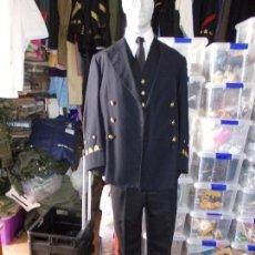 Militaria: UNIFORME DE INFANTERIA DE MARINA TENIENTE COMPLETO. Lote 155782430
