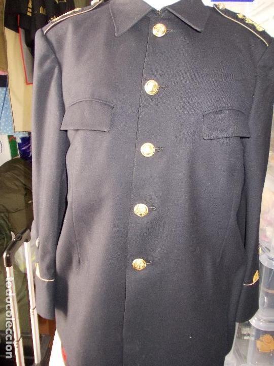 Militaria: UNIFORME DE INFANTERIA DE MARINA TENIENTE - Foto 2 - 195552765