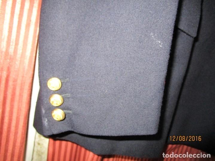 Militaria: UNIFORME MILITAR INGENIEROS DE CAMINOS CHAQUETA Y CHALECO - Foto 13 - 158782054