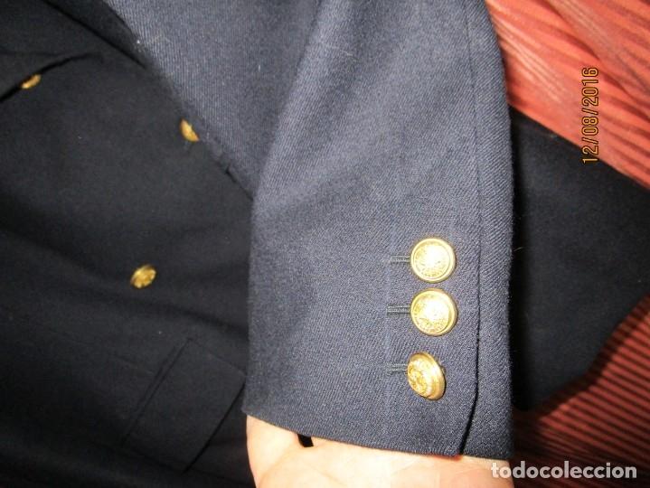 Militaria: UNIFORME MILITAR INGENIEROS DE CAMINOS CHAQUETA Y CHALECO - Foto 15 - 158782054