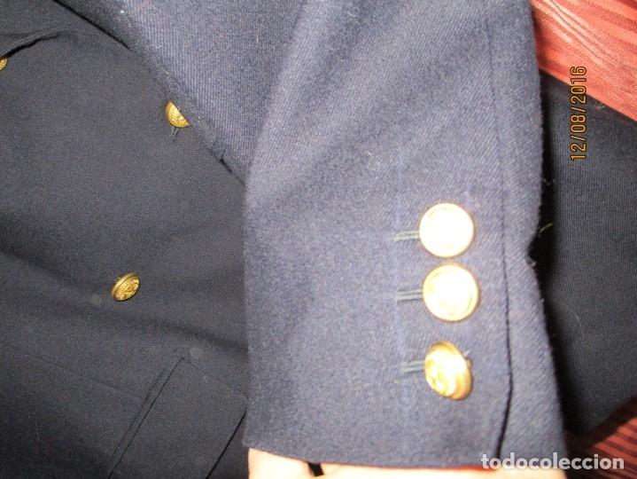 Militaria: UNIFORME MILITAR INGENIEROS DE CAMINOS CHAQUETA Y CHALECO - Foto 16 - 158782054