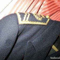 Militaria: UNIFORME MILITAR INGENIEROS DE CAMINOS CHAQUETA Y CHALECO. Lote 158782054