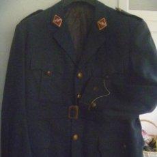 Militaria: AVIACION : GUERRERA DE COMANDANTE PILOTO DEL EJERCITO DEL AIRE. EPOCA DE FRANCO. Lote 160319674