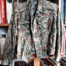 Militaria: CAZADORA COES, REVERSIBLE. Lote 11682457