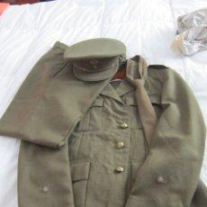 Militaria: UNIFORME DE ALFEREZ EJÉRCITO DE TIERRA 1977. Lote 160983946