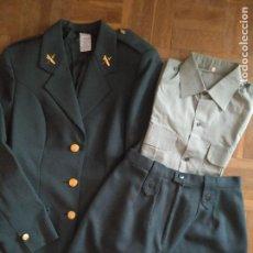 Militaria: UNIFORMA MUJER GUARDIA CIVIL. Lote 161378694