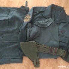 Militaria: GUARDIA CIVIL TRAJE CAMPAÑA SEPRONA AÑOS 90. Lote 165138358