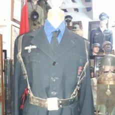 Militaria: UNIFORME DEL DIVISIONARIO JOSE MONTERO GONEZ. Lote 165321090
