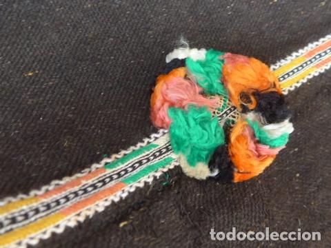 Militaria: * Antigua chilaba de regulares, guerra civil, con colores de la tribu, original. ZX - Foto 17 - 167691740