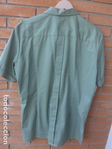Militaria: * Antigua camisa + pantalon de la guardia civil, original. ZX - Foto 5 - 232255340