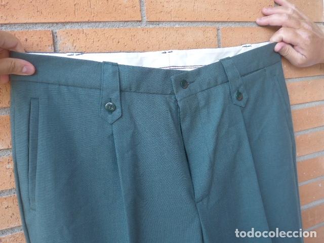 Militaria: * Antigua camisa + pantalon de la guardia civil, original. ZX - Foto 7 - 232255340