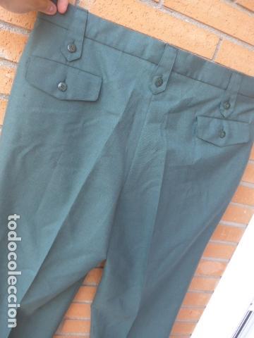 Militaria: * Antigua camisa + pantalon de la guardia civil, original. ZX - Foto 10 - 232255340