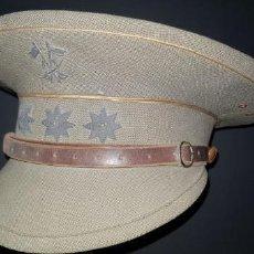 Militaria: GORRA DE PLATO DE CORONEL DE CABALLERIA / GUERRA CIVIL . Lote 167618600