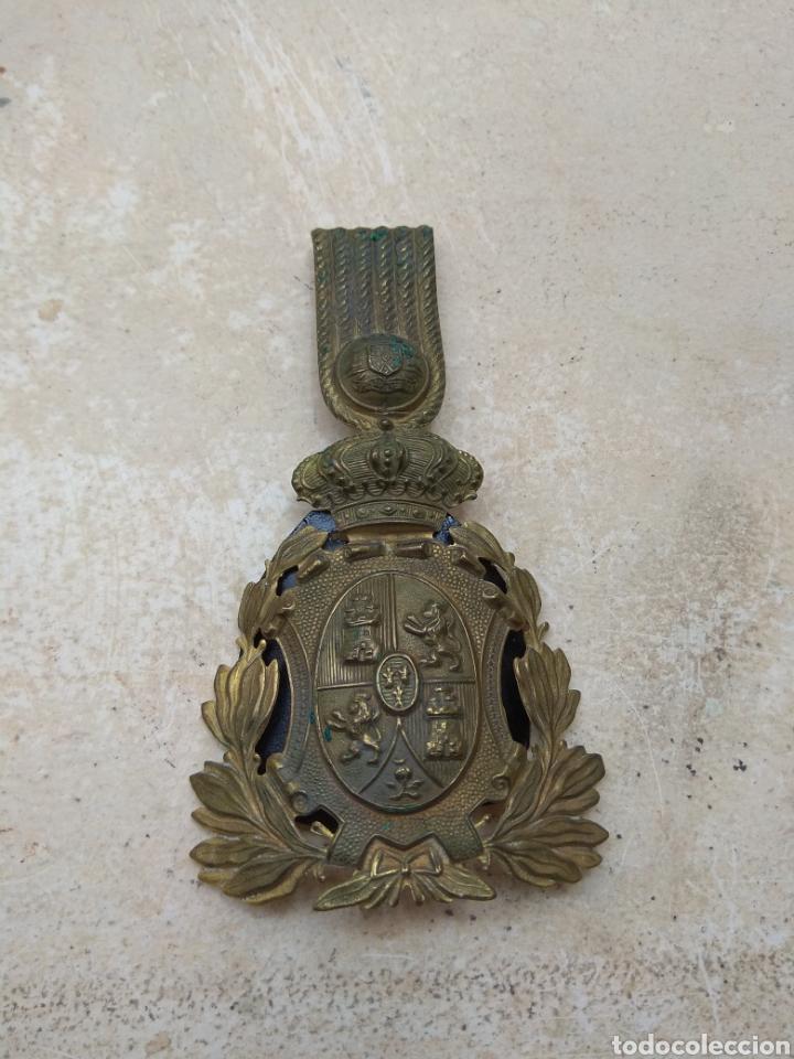 Militaria: Placa para Ros de Infantería Alfonso XIII - Foto 6 - 167829350