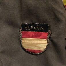 Militaria: ANTIGUA GUERRERA DEL EJÉRCITO ESPAÑOL. Lote 167875048