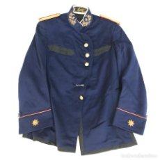 Militaria: GUERRERA CORONEL DE SANIDAD (AZUL). ÉPOCA ALFONSO XIII.. Lote 168400212