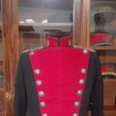 Militaria: LEVITA TENIENTE CORONEL GUARDIA CIVIL. REPUBLICA.. Lote 168640720