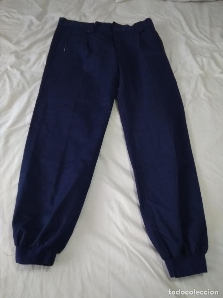 Militaria: Pantalón azul mahón - Foto 3 - 169036772