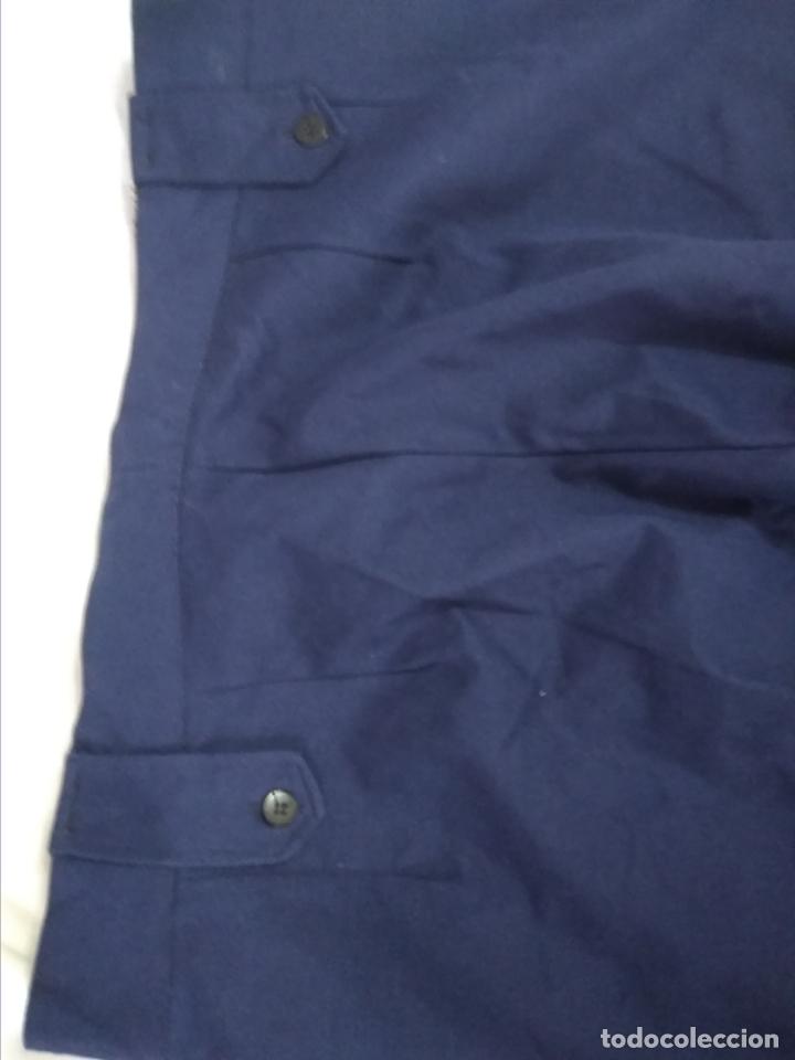 Militaria: Pantalón azul mahón - Foto 5 - 169036772