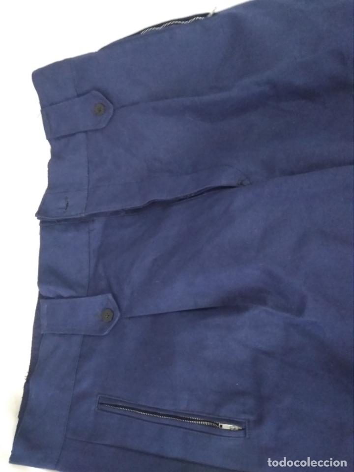 Militaria: Pantalón azul mahón - Foto 8 - 169036772