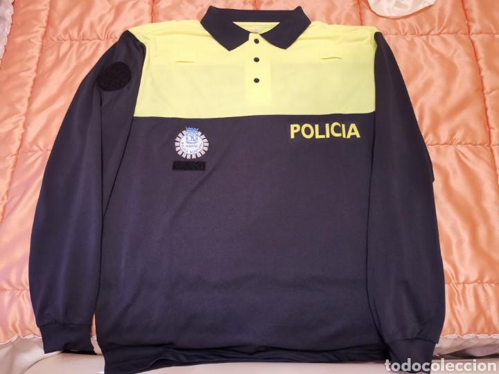 JERSEY INVIERNO POLICIA MUNICIPAL(DESCATALOGADO) (Militar - Uniformes Españoles )