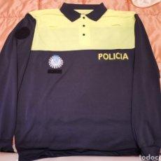 Militaria: JERSEY INVIERNO POLICIA MUNICIPAL(DESCATALOGADO). Lote 169979689