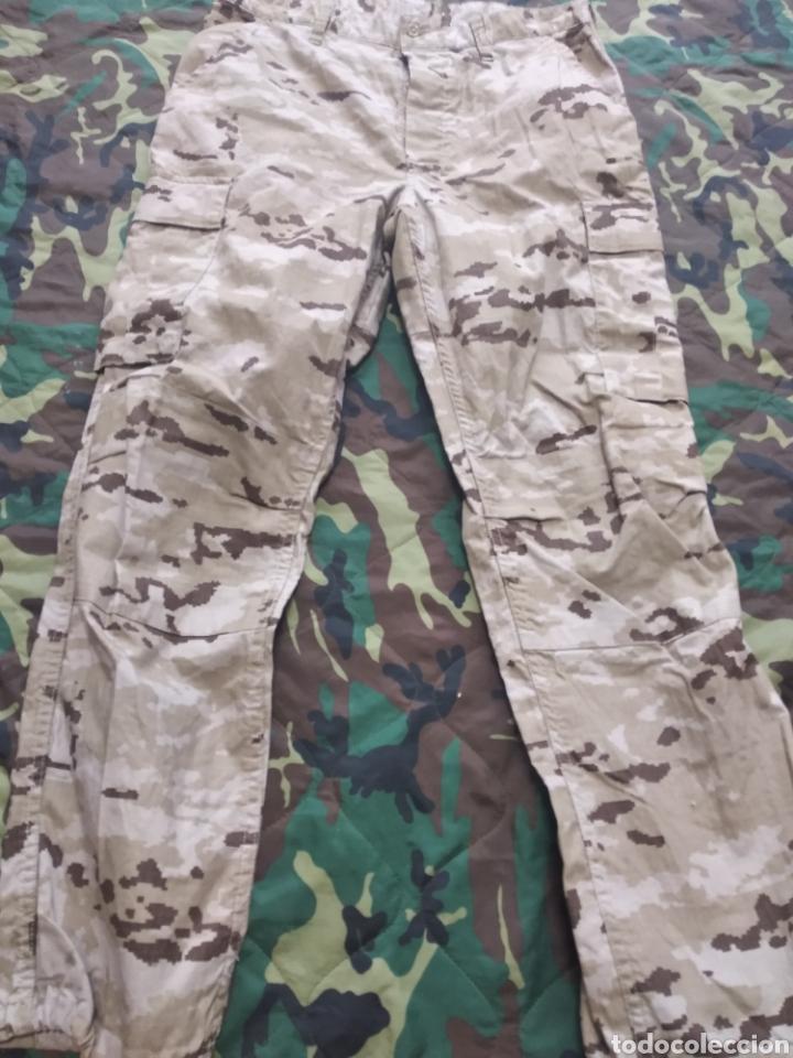 Militaria: Ejercito Español Uniforme Árido Pixelado - Foto 2 - 171329032