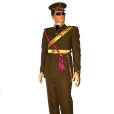 Militaria: UNIFORME COMPLETO CORONEL, ÉPOCA DE FRANCO. Lote 174224125