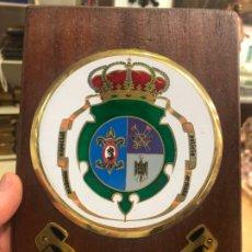 Militaria: METOPA ACADEMIA ESPECIAL POLICIA ARMADA - MEDIDA 20X14 CM. Lote 174329144