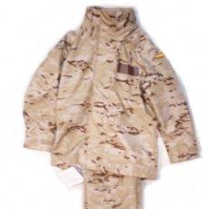 Militaria: UNIFORME TORMENTA INTERPERIE EJERCITO ESPAÑOL. Lote 175027938