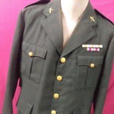 Militaria: CHAQUETA CAPITAN GUARDIA CIVIL EPOCA JUAN CARLOS. Lote 175482944