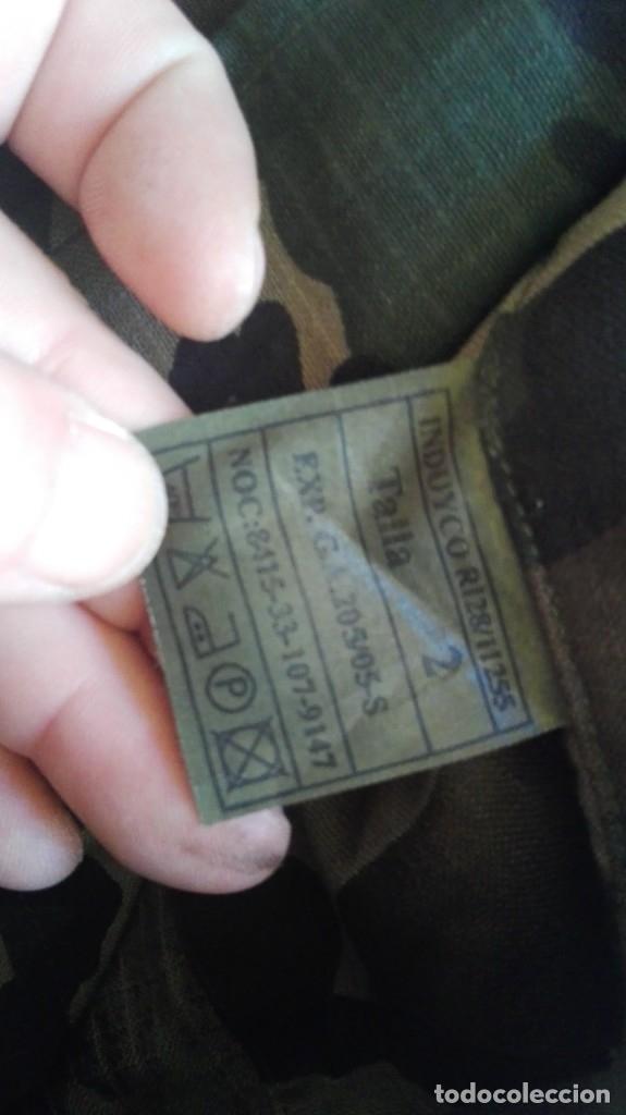 Militaria: 2 camisas y pantalon ejercito español ver talla en fotos - Foto 3 - 195334525