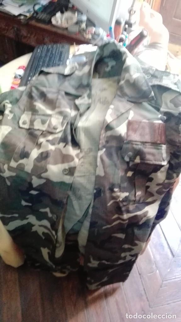 Militaria: 2 camisas y pantalon ejercito español ver talla en fotos - Foto 6 - 195334525