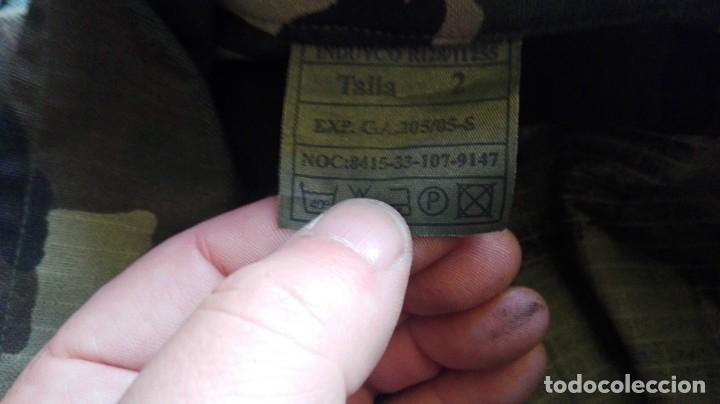 Militaria: 2 camisas y pantalon ejercito español ver talla en fotos - Foto 7 - 195334525
