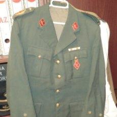 Militaria: GUERRERA DE TENIENTE DE LA GUARDIA CIVIL. Lote 177983008