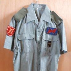 Militaria: CAMISA DE LA LEGIÓN, TALLA 40. Lote 38979310