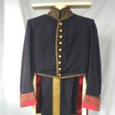 Militaria: ALFONSO XIII – 1918 - SASTRE ALBERTO RANZ - TRAJE MINISTRO O DIPLOMATICO. Lote 178672887