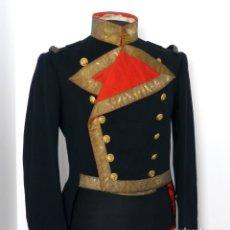 Militaria: UNIFORME O LEVITA DE MARINA ARMADA ESPAÑOLA ÉPOCA ALFONSO XIII SASTRE ALBERTO RANZ CASA REAL MADRID. Lote 178785888