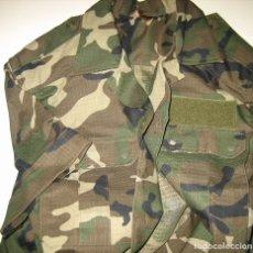 Militaria: CAMISA EJERCITO MANGA CORTA T: 2. Lote 178996222