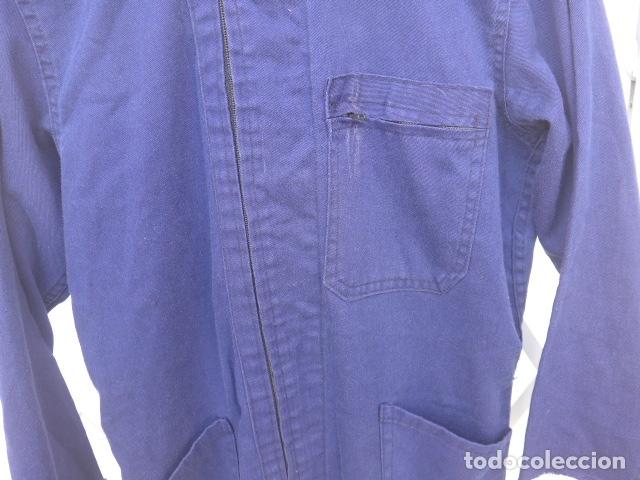 Militaria: * Antiguo mono azul para recreacion historica de guerra civil o maniqui. ZX - Foto 3 - 180015345