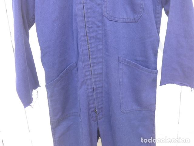 Militaria: * Antiguo mono azul para recreacion historica de guerra civil o maniqui. ZX - Foto 4 - 180015345