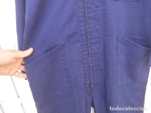 Militaria: * Antiguo mono azul para recreacion historica de guerra civil o maniqui. ZX - Foto 8 - 180015345