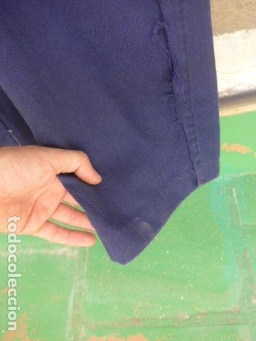 Militaria: * Antiguo mono azul para recreacion historica de guerra civil o maniqui. ZX - Foto 9 - 180015345